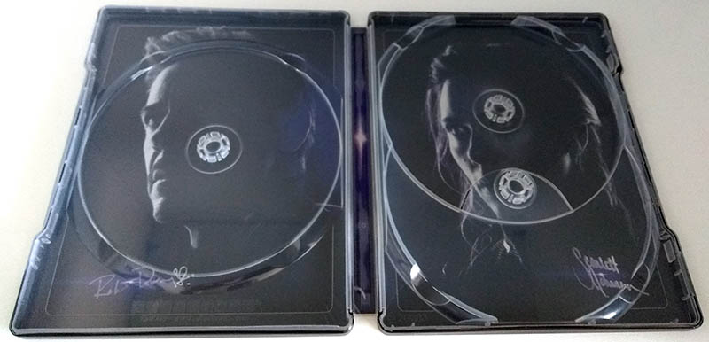 Avengers Endgame - steelbook - visuel interne