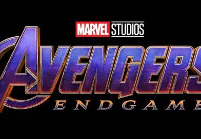 Avengers Endgame, titre - logo