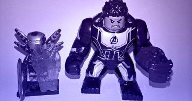 Figurines Avengers Endgame