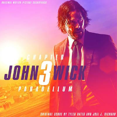 King Visuel bande originale John Wick Parabellum