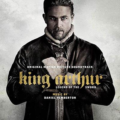 King Visuel bande originale Arthur : Legend of the sword
