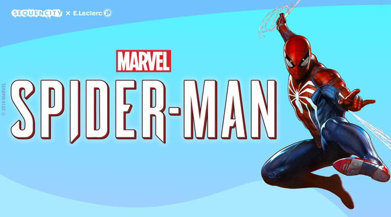 Visuel Marvel Spider-Man sur Sequencity