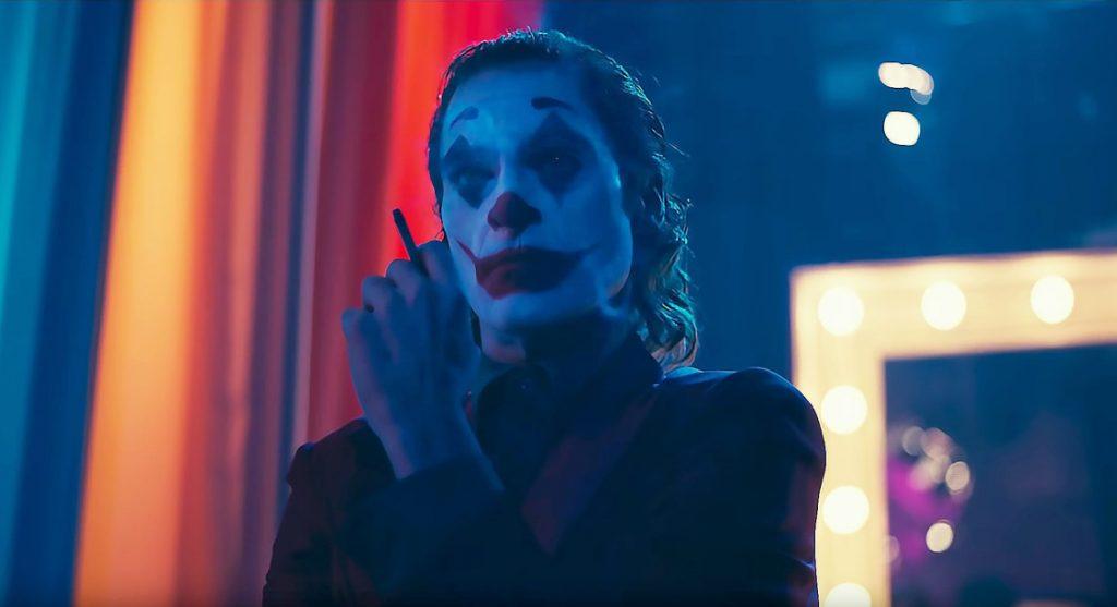 Joaquin Phoenix dans le film JOKER