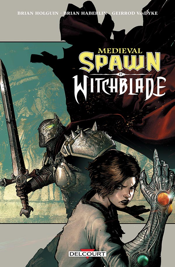 Medieval Spawn & Witchblade