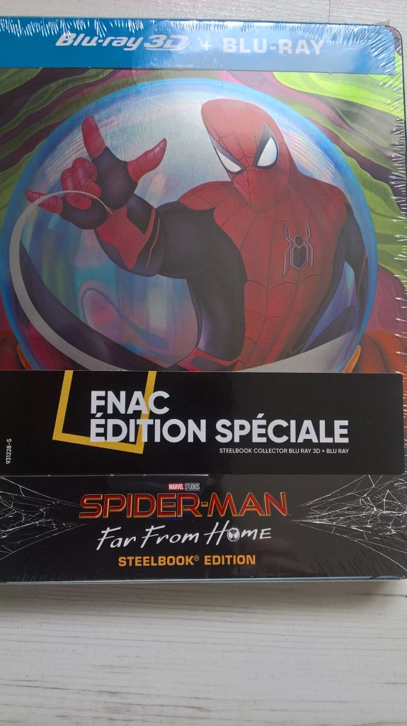 Steelbook Spider-Man : Far From Home