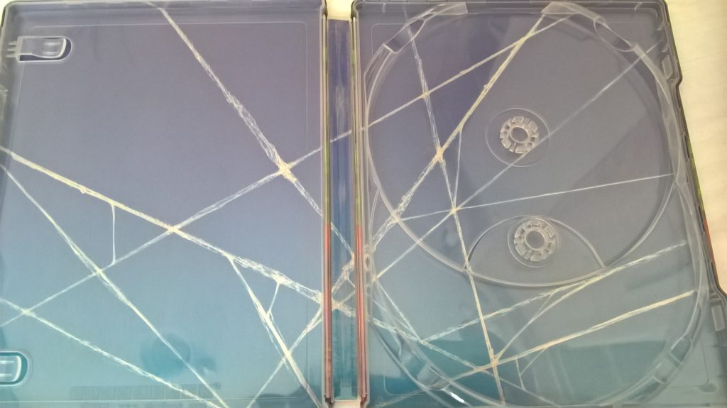 Artwork interne du steelbook