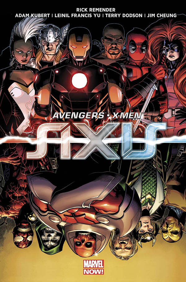 Avengers & X-Men: AXIS | Inversion