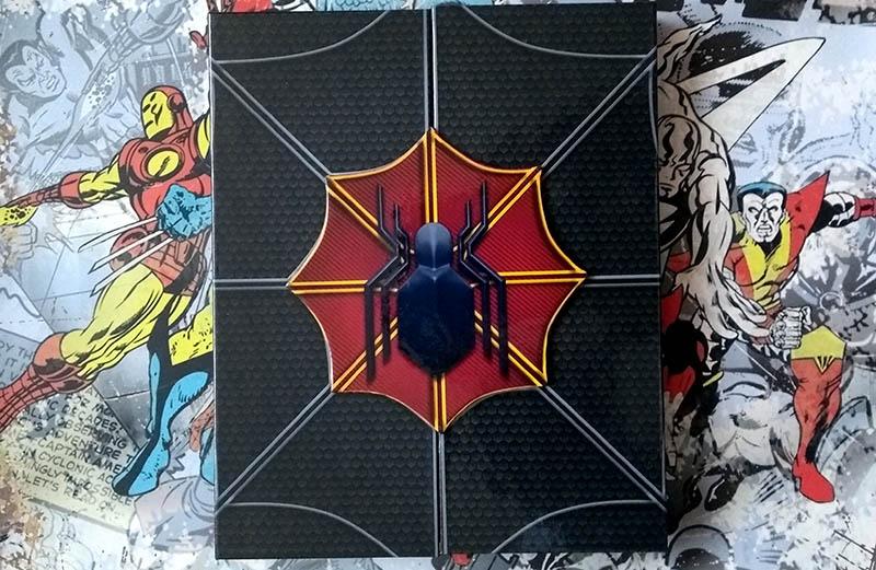 Visuel recto - Spider-Man Far From Home - édition limitée spéciale E. Leclerc