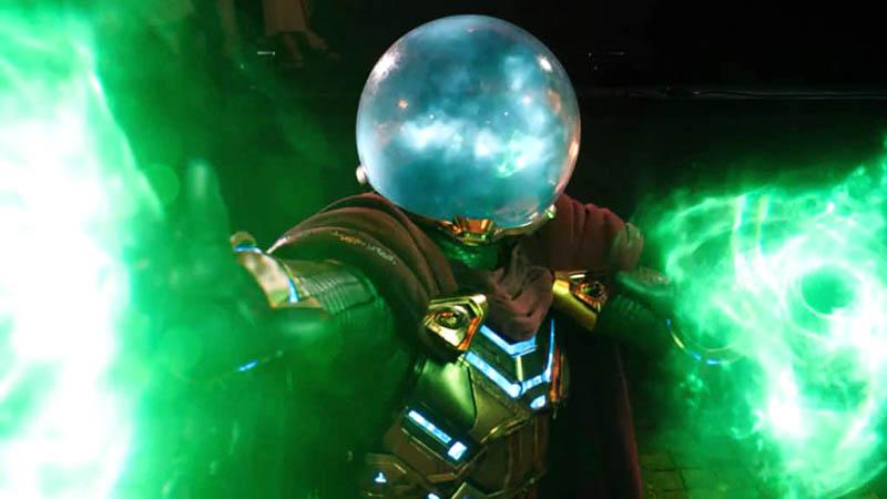 Mysterio, interprété par Jake Gyllenhaal