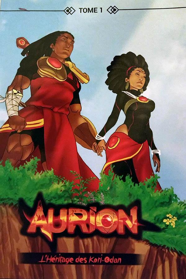 Aurion - Tome 1 - L'héritage des Kori-Odan
