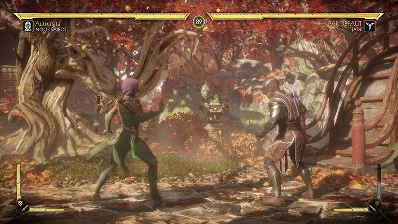 MK 11 - versus