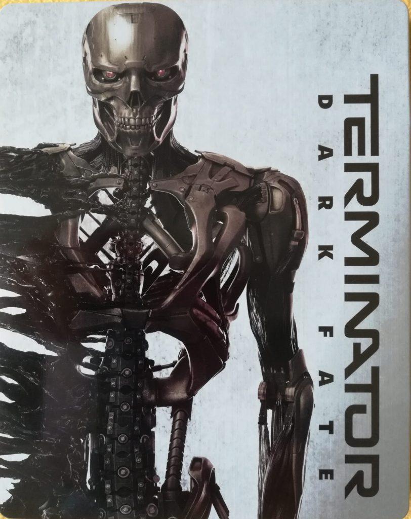 Visuel recto Terminator : Dark Fate