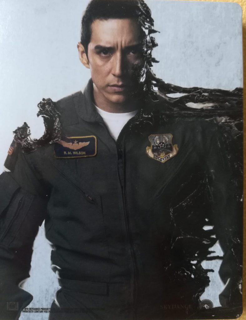 Visuel verso Terminator : Dark Fate