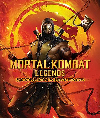 Affiche Mortal Kombat - Legends - Scorpion's Revenge