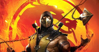 Visuel Mortal Kombat - Legends - Scorpion's Revenge