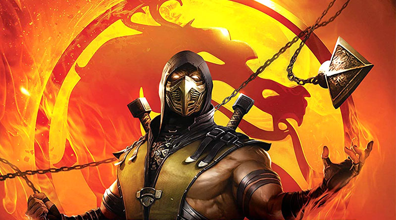 Visuel Mortal Kombat - Legends - Scorpion's Revenge