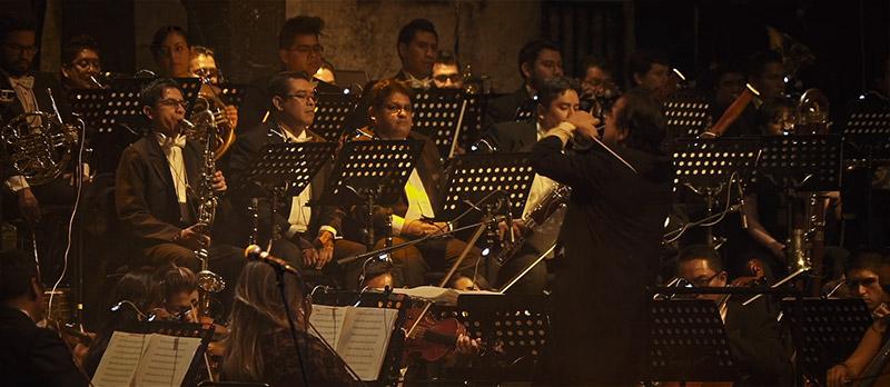 Extrait concert Infernus Sinfonica MMXIX par Septicflesh