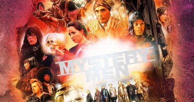 Mystery Men - visuel Steelbook