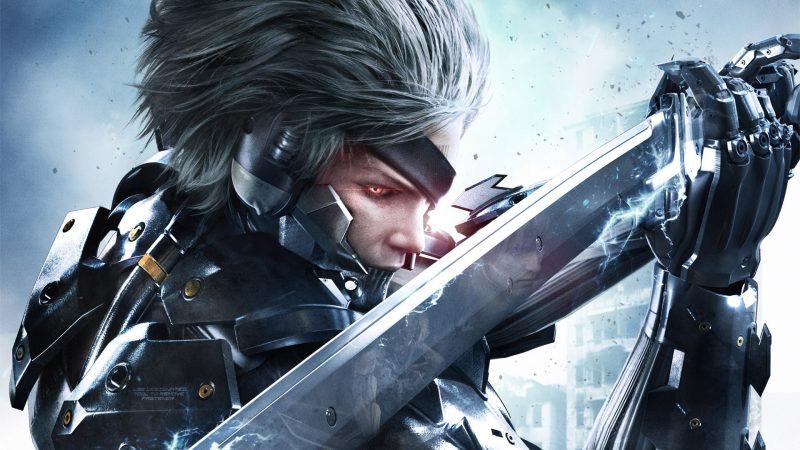 Metal Gear Rising Revengeance - Raiden