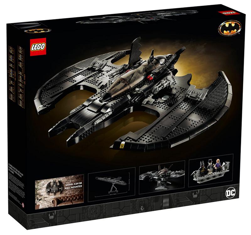 LEGO 76161 - Batwing 1989