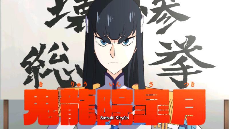 Satsuki Kiryuin - Kill la Kill IF