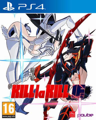Kill la Kill IF - visuel PS4
