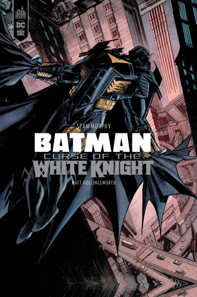 Batman, Curse of the White Knight