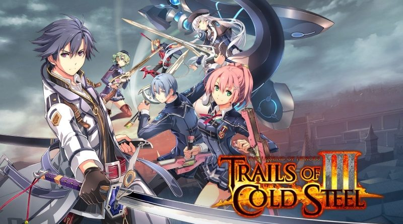 Cover Trails cold steel 3