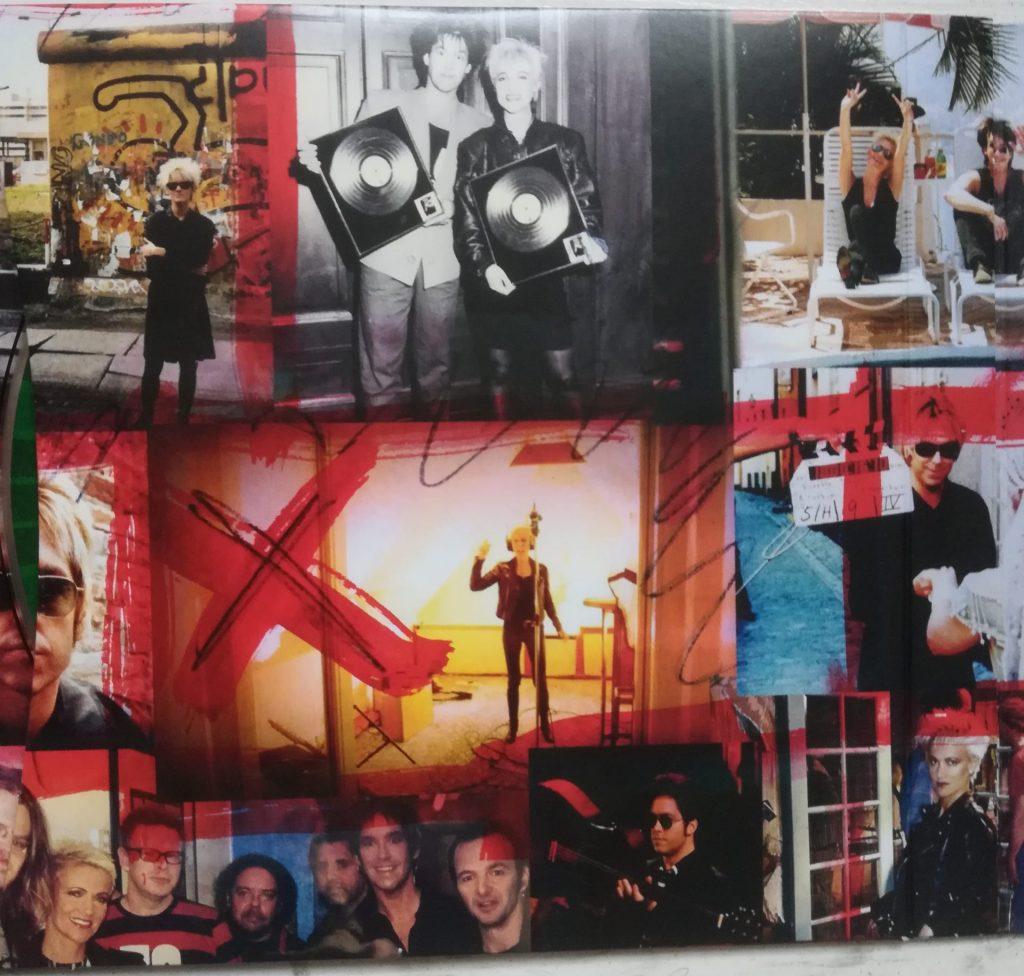 Photos tirées de la longue carrière de Roxette