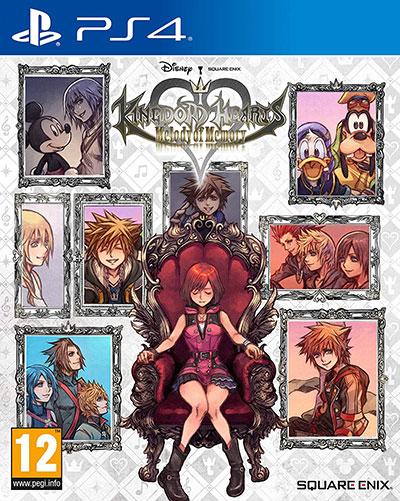 KINGDOM HEARTS Melody of Memory - version PS4