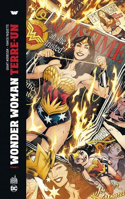 Wonder Woman Terre-Un, tome 2