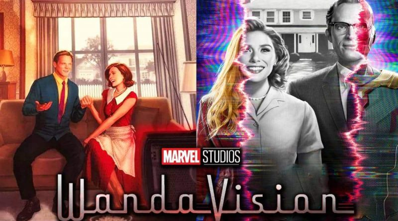 Visuel WandaVision