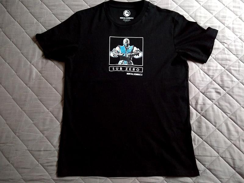 celio* T-shirt Sub Zero - Mortal Kombat