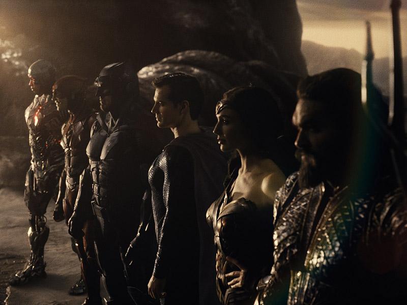 Zack Snyder's Justice League : l'équipe au complet