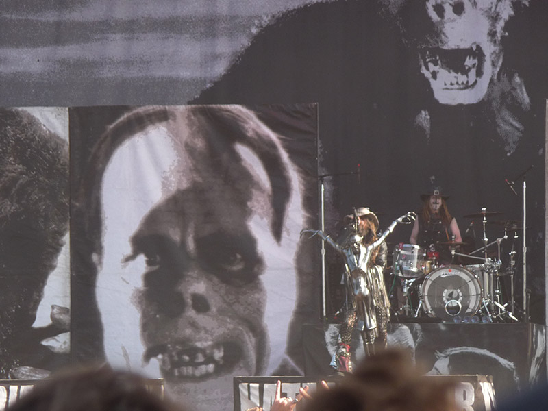 Hellfest 2014 - Rob Zombie