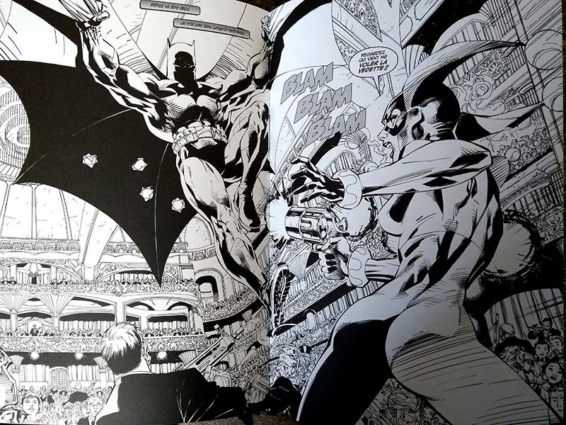 Batman : Silence - édition noir & blanc - Urban Comics