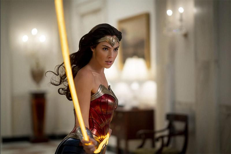 Wonder Woman 1984 - Diana avec son lasso magique