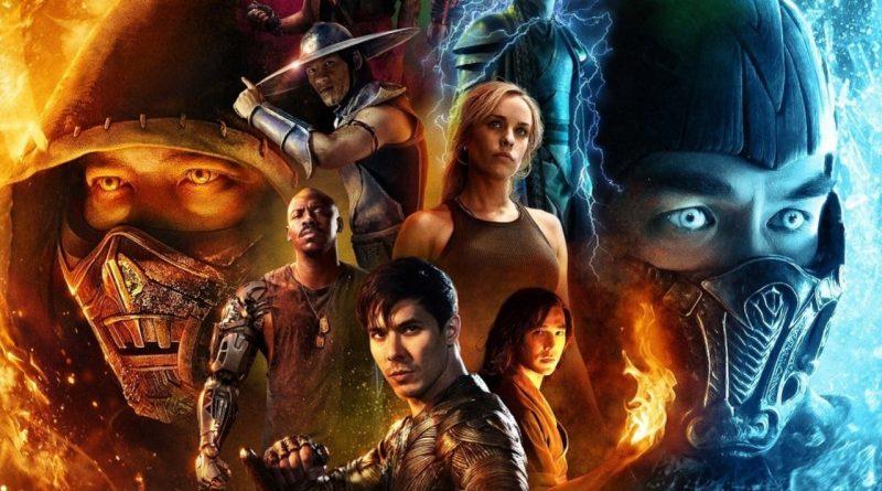 Mortal Kombat, le film, 2021